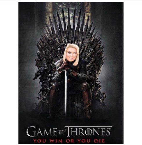 Gemma Collins se burla de los fanáticos de Game Of Thrones nintchdbpict000383877524-489x500