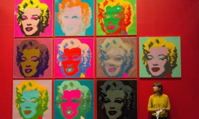pintura de Marilyn Monroe se subastará en México