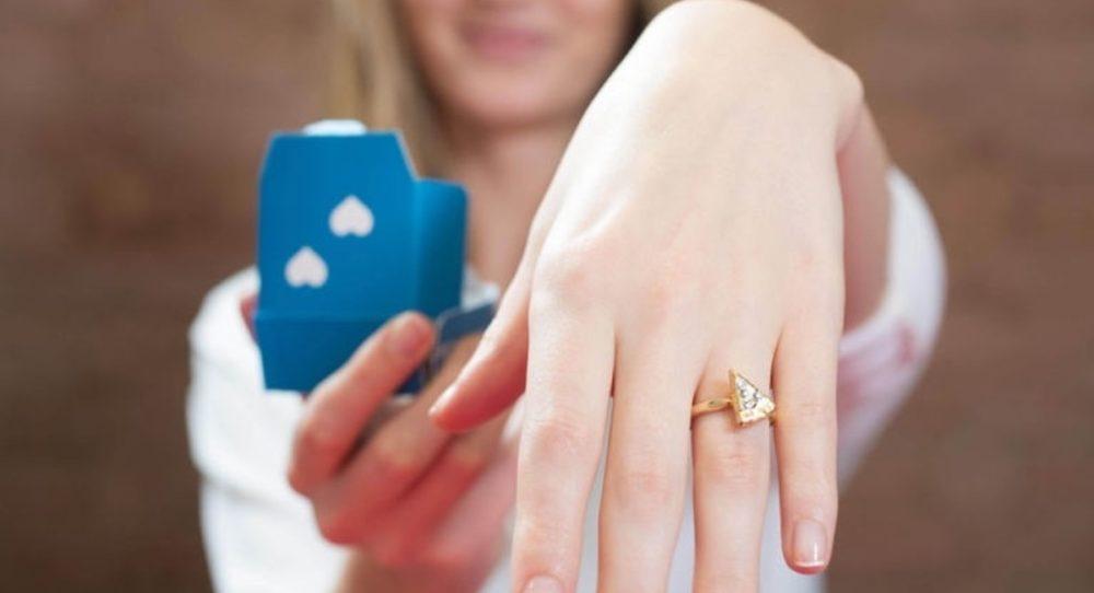 Terminaste con tu prometido. ¿Se devuelve el anillo de compromiso? Aquí la respuesta pizzaring