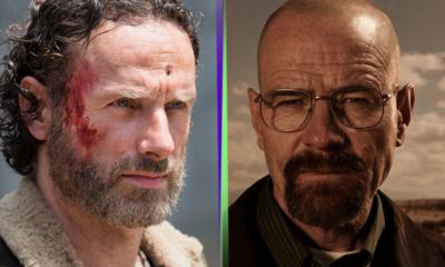 "The Walking Dead, Breaking Bad, ""Breaking Bad"" es la precuela de ""The Walking Dead"""
