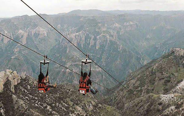 Conoce la tirolesa más larga del mundo zip-rider-01-ya-600x378