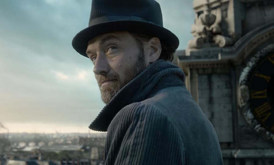 """trailer de """"Fantastic Beasts: The Crimes of Grindelwald"""", Fantastic Beasts: The Crimes of Grindelwald"""