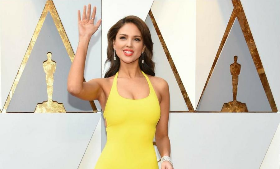 Eiza González rompió el silencio sobre su vestido amarillo, vestido amarillo, Eiza González