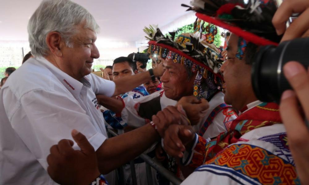 """AMLO asegura que incluir a """"El Bronco"""", AMLO, López Obrador, MORENA, PT, PES, elecciones2018, TEPJF, El Bronco"""