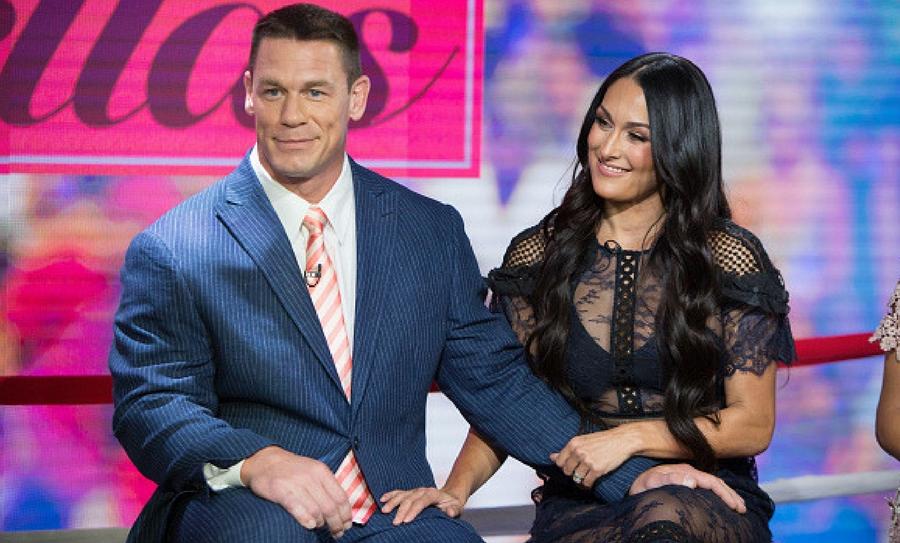 John Cena y Nikki Bella terminaron