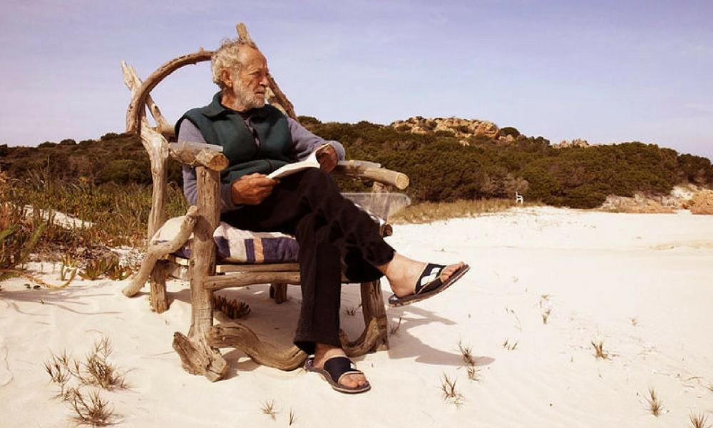 Mauro Morandi: el anciano que lo dejó todo para vivir solo