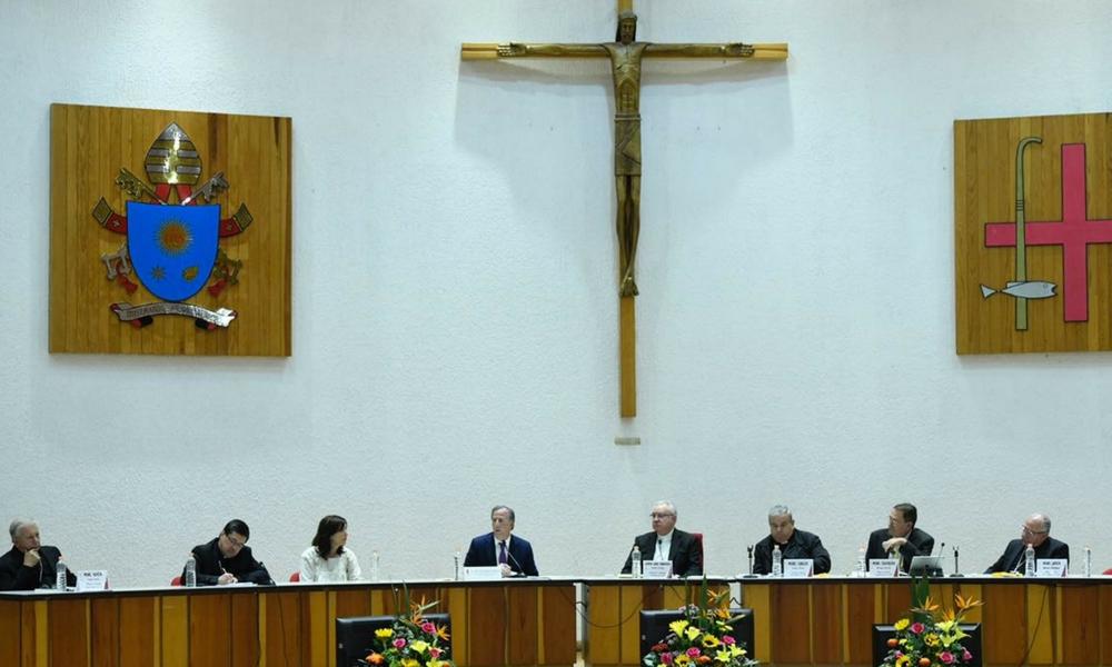 Meade se reúne en privado con obispos, Meade, Pepe Meade, PRI, PVEM, PANAL, elecciones2018