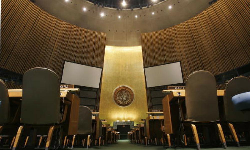 armas químicas en Siria, ONU