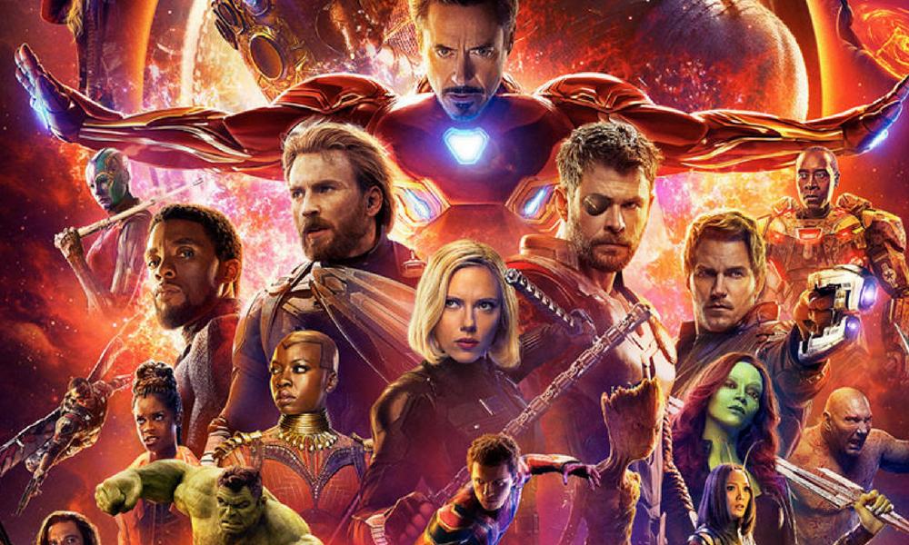 """Avengers: Infinity War"" , Marvel, Vengadores"