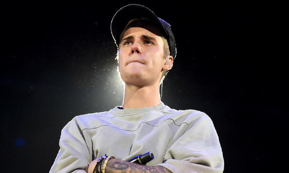 Justin Bieber rompió el celular de un fan, Justin Bieber