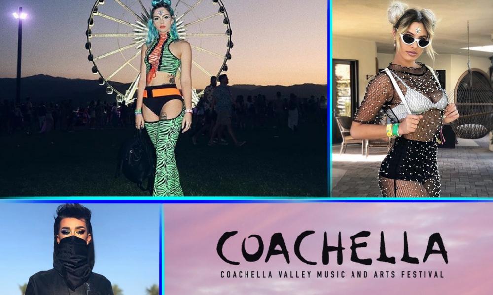 outfits del Coachella