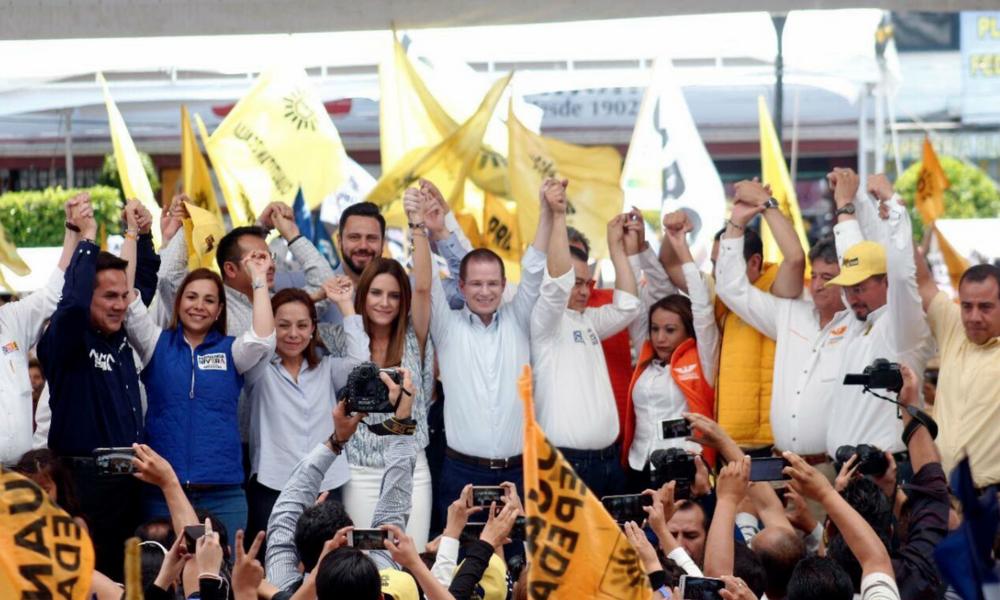 Ricardo Anaya prometió a Ecatepec, PAN, Ecatepec, Ricardo Anaya