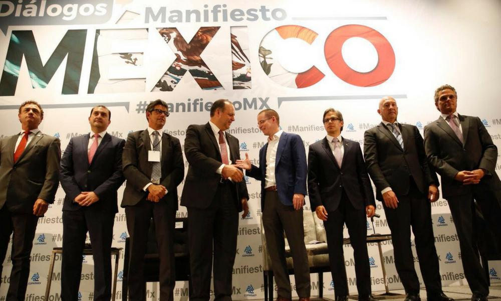 Anaya aseguró que AMLO no será presidente, Anaya, Ricardo Anaya, Elecciones2018, PAN, PRD, MC