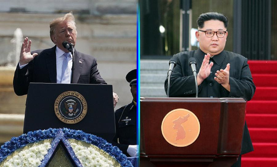 Cumbre Trump-Kim