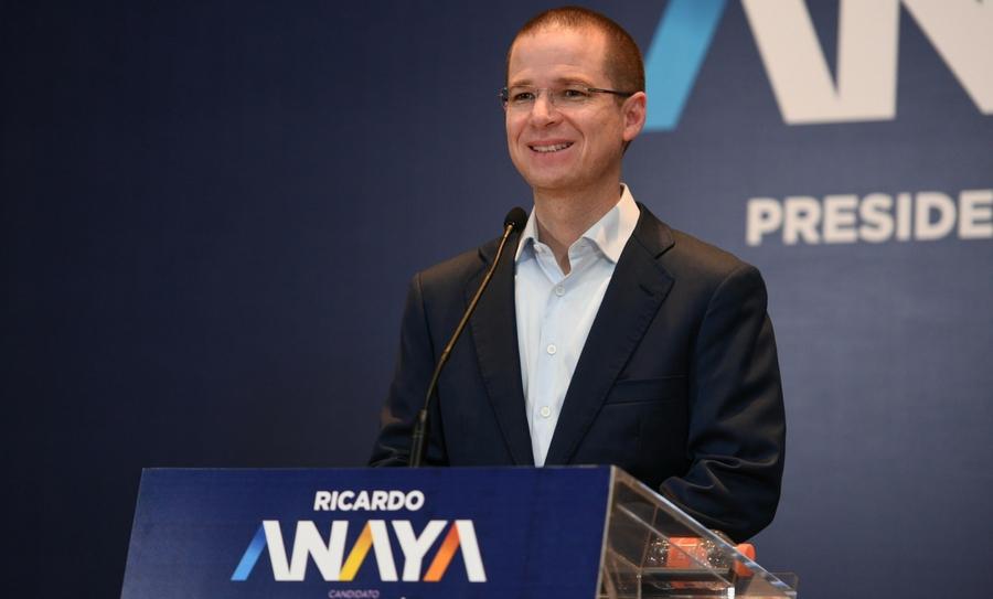 Ricardo Anaya afirma que la paz
