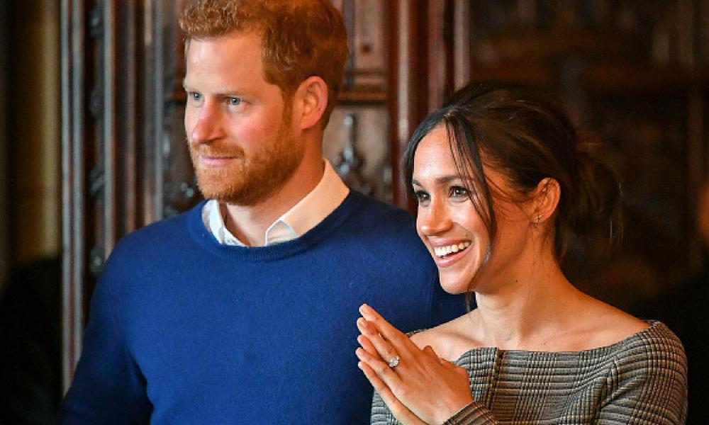 boda del príncipe Harry