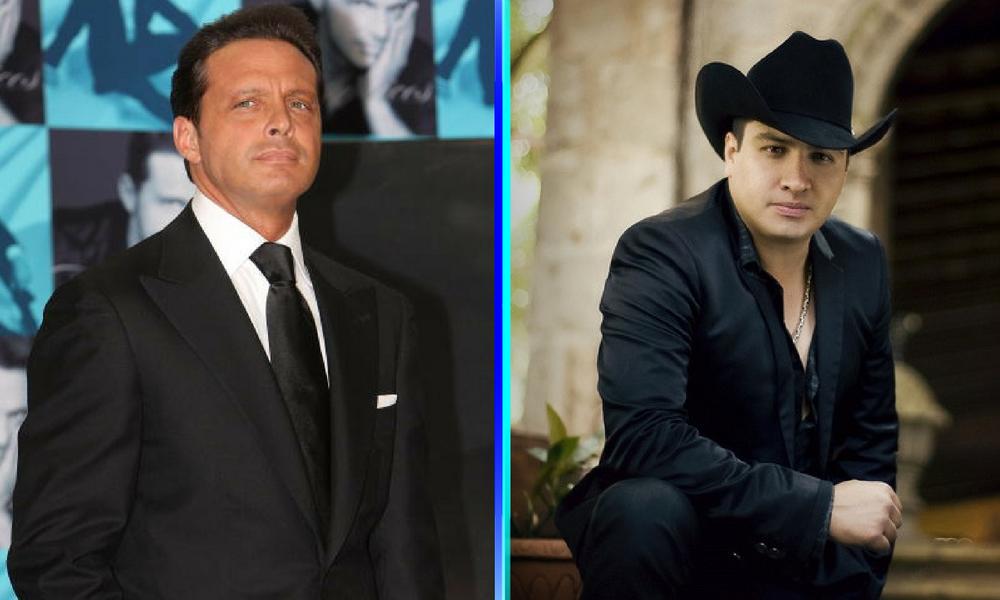 Julión Álvarez quiere hacer un dueto con Luis Miguel