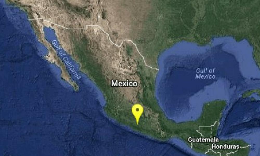 sismo de 5.3 en la Ciudad de México