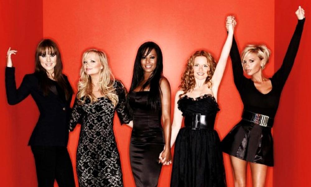 Spice Girls están juntas de nuevo