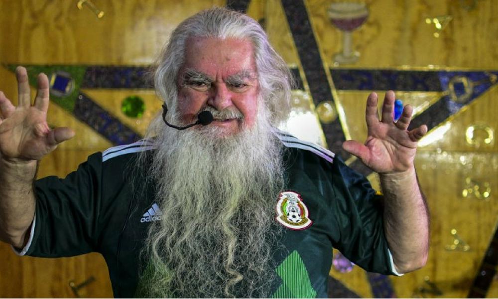"""Brujo Mayor"" invocó a Quetzalcóatl"