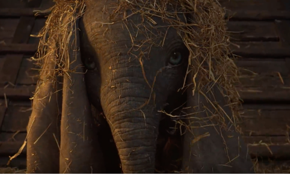 "trailer de ""Dumbo"", Dumbo, Disney"