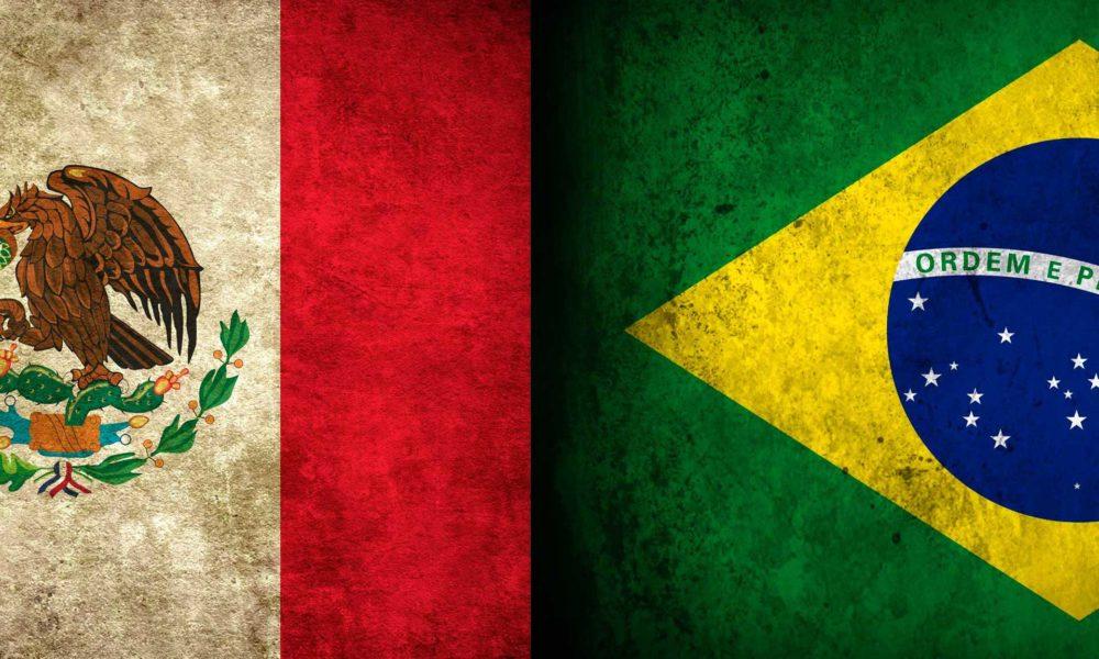 Resultado de imagen para brasil mexico