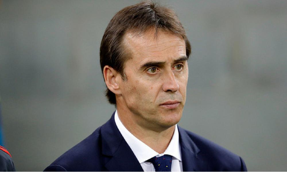 entrenador de la selección española