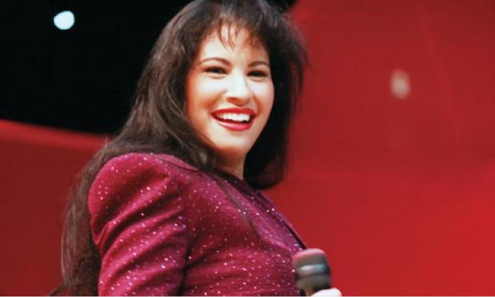 trailer de la serie de Selena Quintanilla