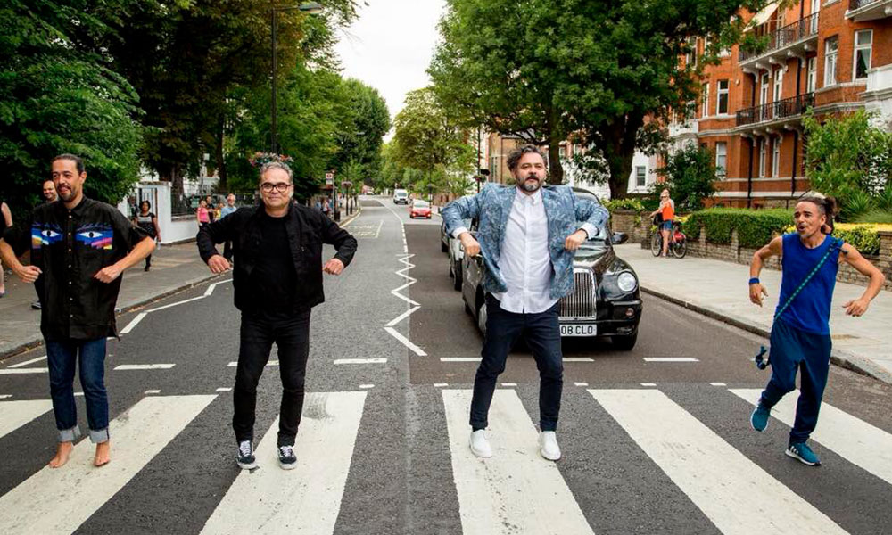 Café Tacvba en Abbey Road