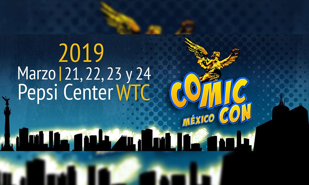Comic Con en la Ciudad de México