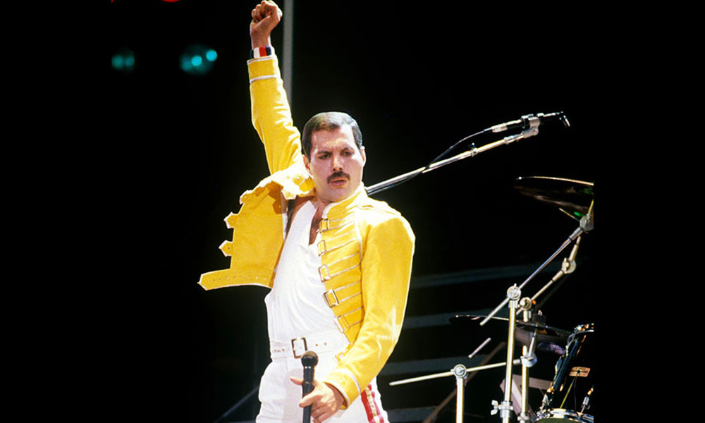 con 'Freddie for a Day'