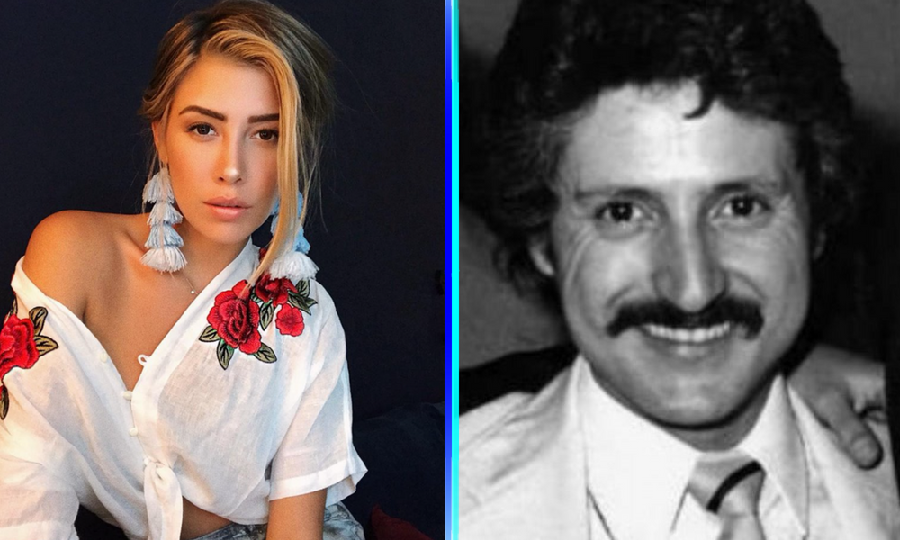 Luisito Rey era amoroso con Michelle Salas