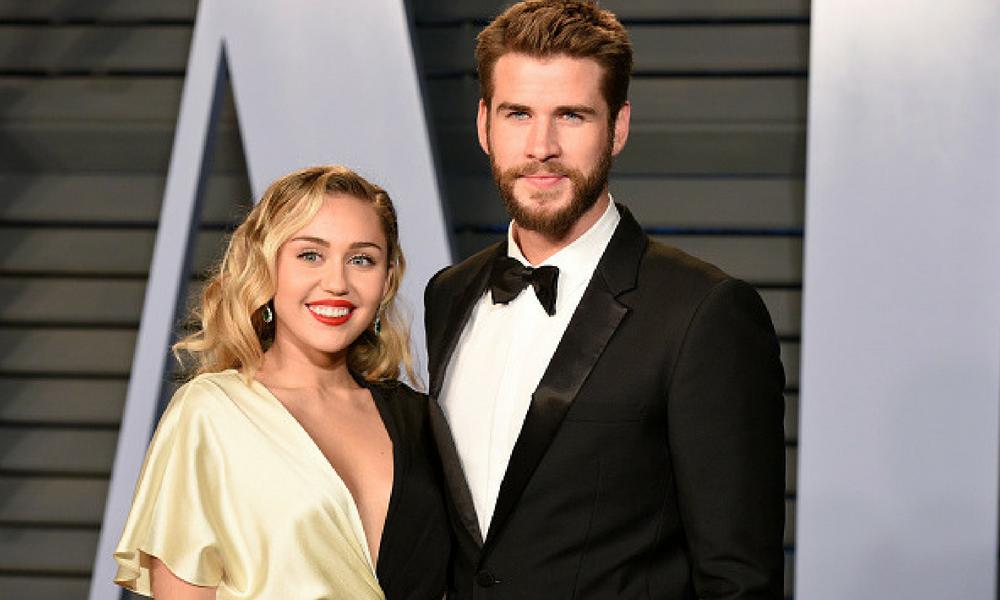 Miley Cyrus y Liam Hemsworth se separaron