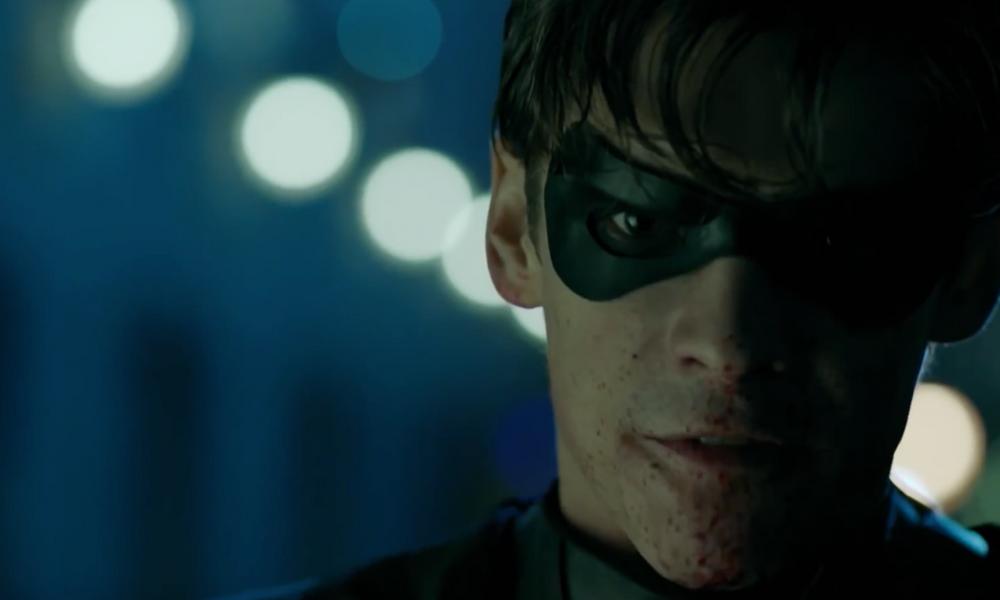 trailer de la serie de 'Titans'