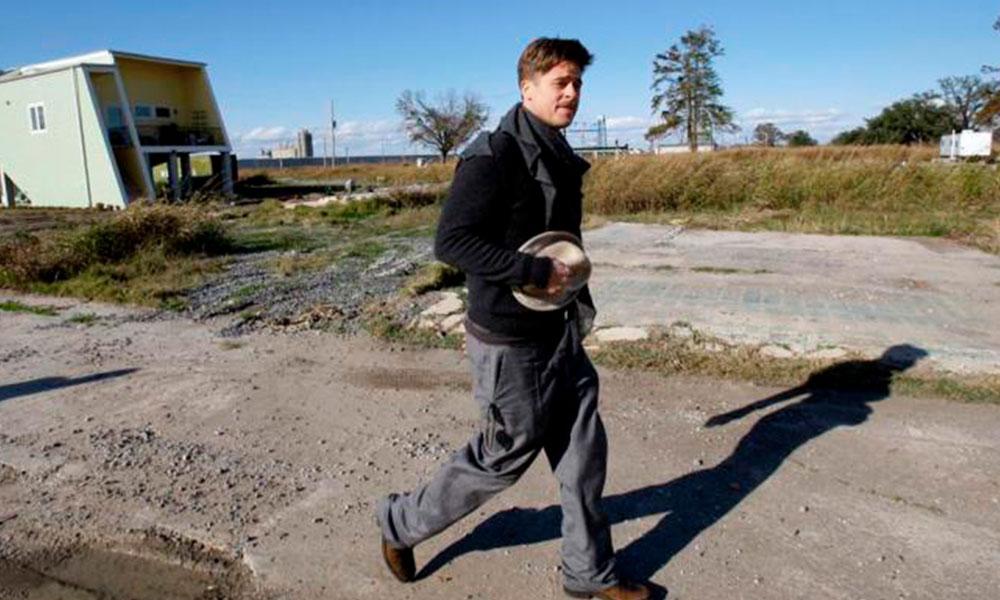 Fundación de Brad Pitt enfrenta demanda