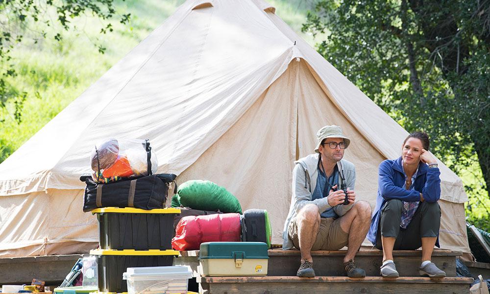 nueva comedia de HBO, 'Camping'
