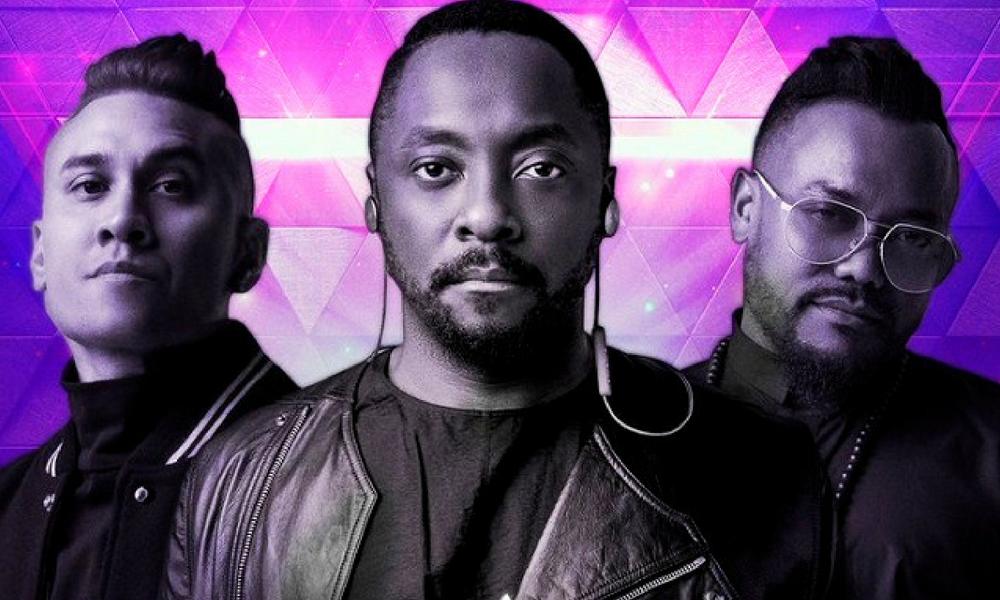 Black Eyed Peas en México
