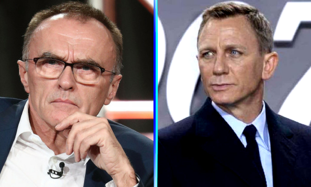 Danny Boyle rompió con James Bond