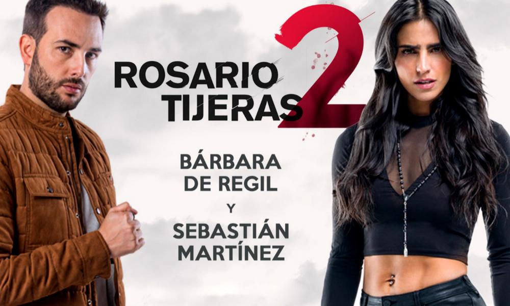 'Rosario Tijeras 2'