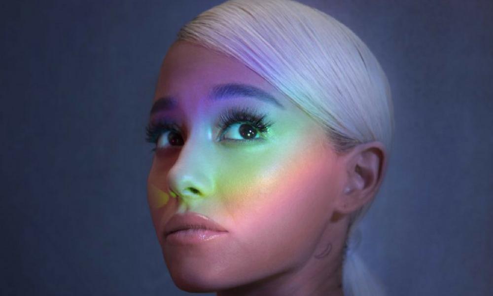 Ariana Grande lanzó 'Sweetener'