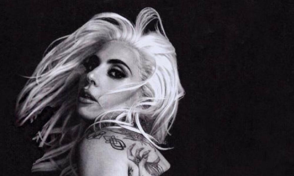 Lady Gaga sin ropa