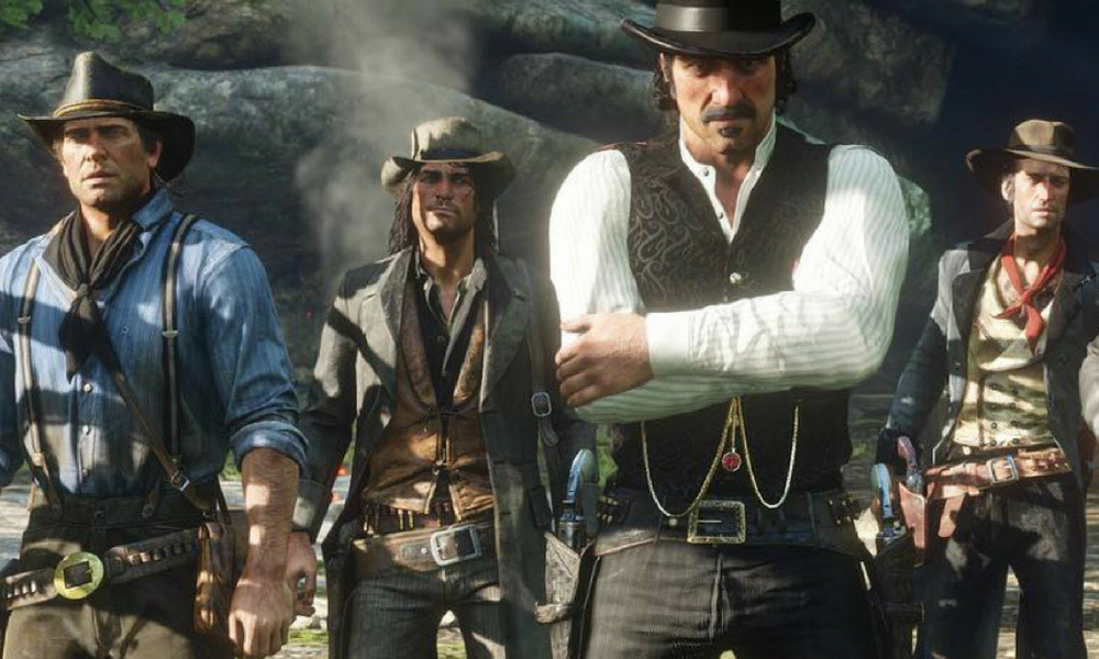 gameplay de 'Red Dead Redemption 2'
