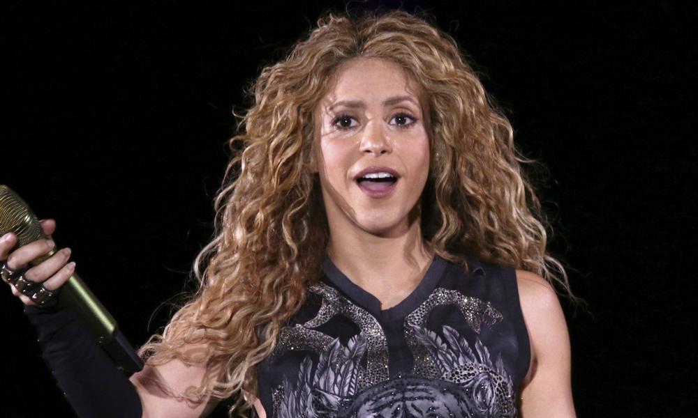 Shakira canceló un concierto