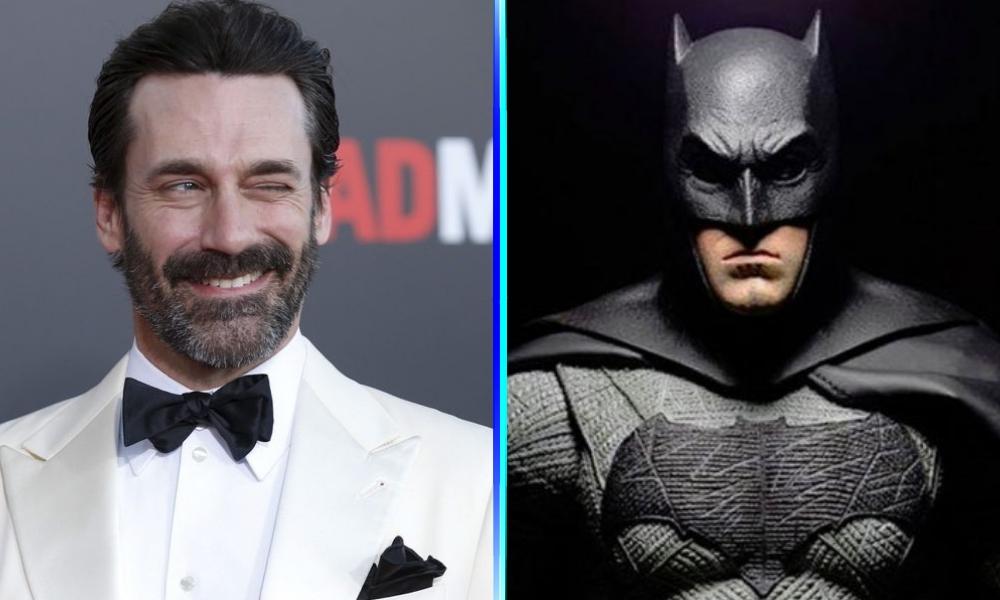 Jon Hamm quiere ser 'Batman'