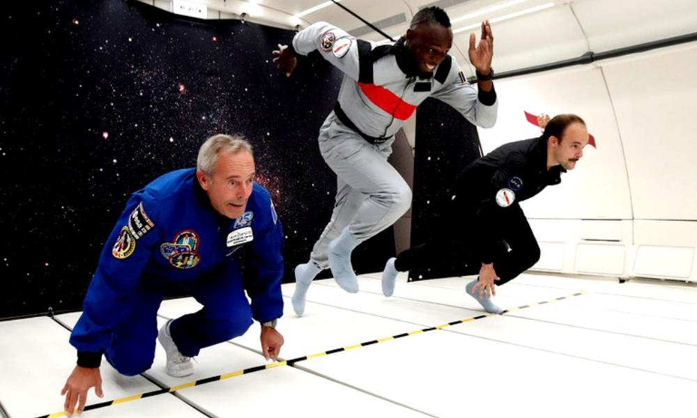 Usain Bolt es el 'hombre más rápido del mundo'