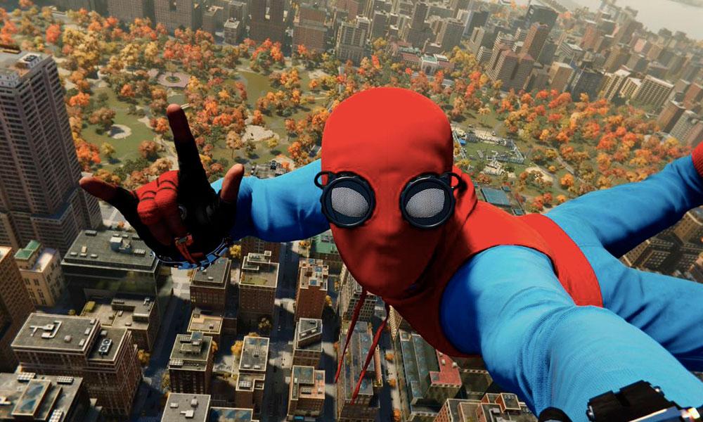 Tour de fotos del Universo Marvel