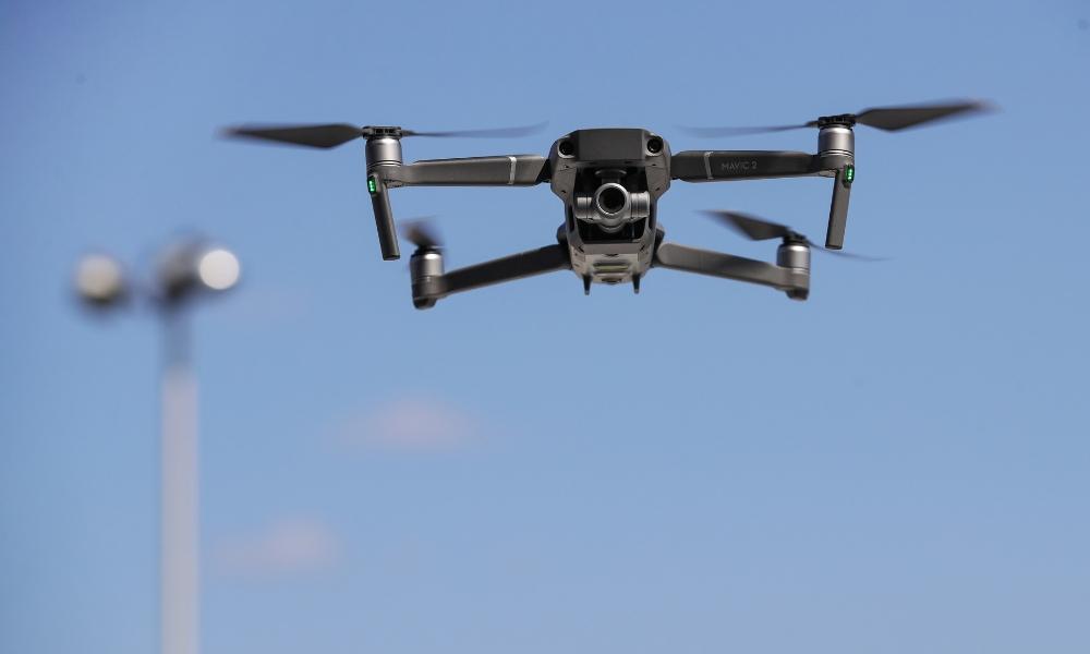 Volar drones en México sin permiso