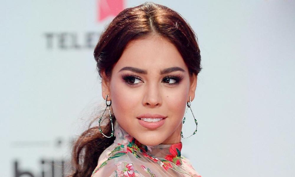 Danna Paola borró sus fotos de Instagram