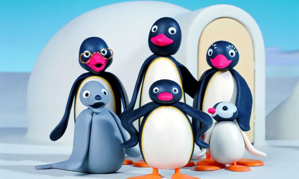 nueva serie de 'Pingu'