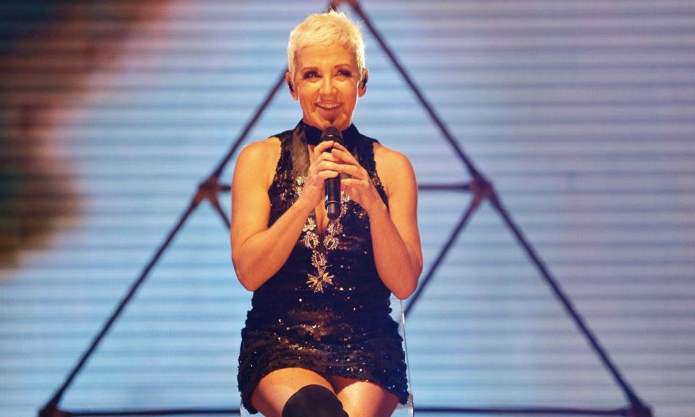 Ana Torroja Enfureció Ante Cambio De Letra En Canción De Mecano
